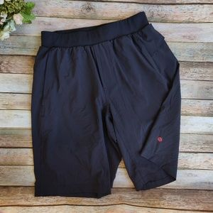 Lululemon Men's Shorts Lined Pockets Drawstring